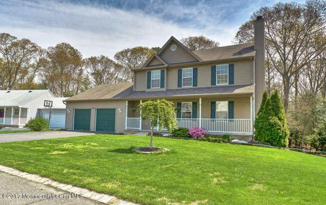 35 Sycamore Drive, Little Egg Harbor, NJ 08087 (MLS #21716941) :: The Dekanski Home Selling Team