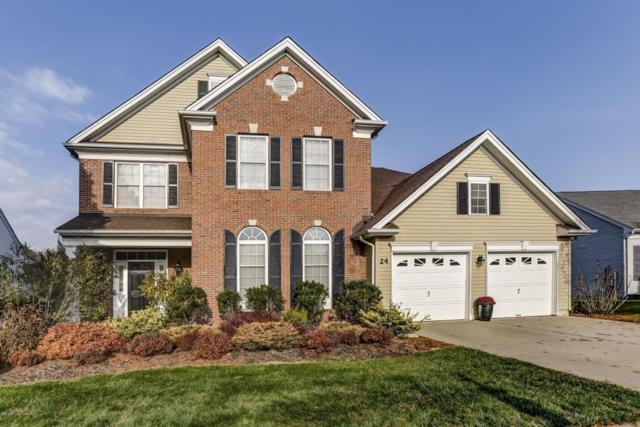 24 Julianne Court, Freehold, NJ 07728 (MLS #21717006) :: The Dekanski Home Selling Team