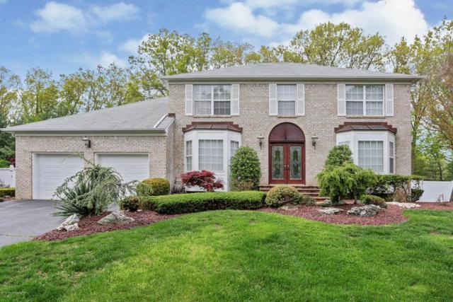 44 Crest Drive, Englishtown, NJ 07726 (MLS #21717020) :: The Dekanski Home Selling Team