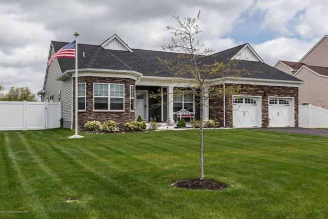 134 Spirit Bear Road, Toms River, NJ 08755 (MLS #21717059) :: The Dekanski Home Selling Team
