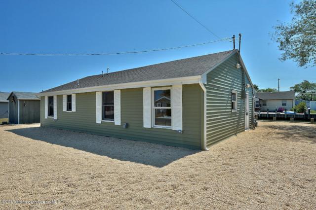 210 Fernwood Drive, Bayville, NJ 08721 (MLS #21717060) :: The Dekanski Home Selling Team