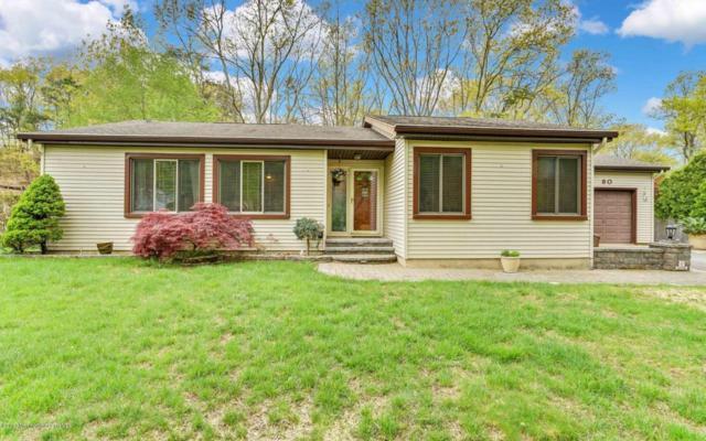 80 Buckingham Drive, Jackson, NJ 08527 (MLS #21717081) :: The Dekanski Home Selling Team
