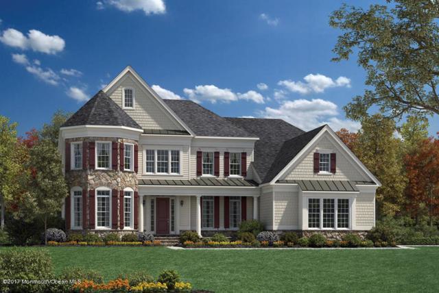 35 Windermere Drive, Lincroft, NJ 07738 (MLS #21717137) :: The Dekanski Home Selling Team