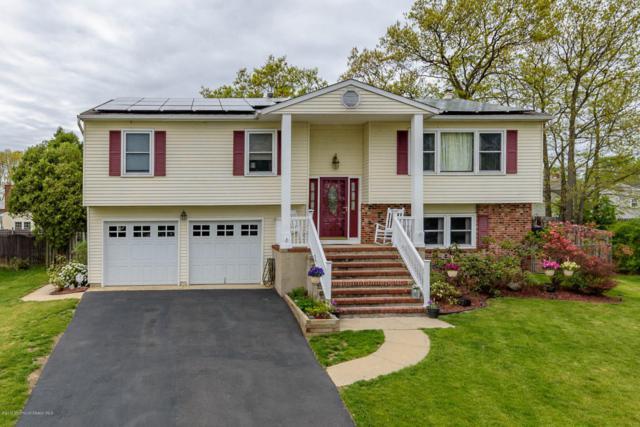 8 Bayberry Court, Howell, NJ 07731 (MLS #21717235) :: The Dekanski Home Selling Team
