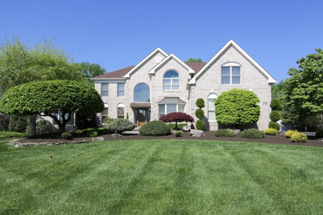72 Country View Drive, Freehold, NJ 07728 (MLS #21717283) :: The Dekanski Home Selling Team