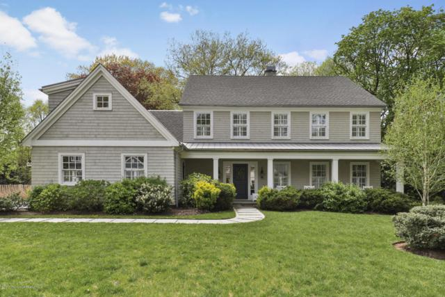 54 Highland Avenue, Fair Haven, NJ 07704 (MLS #21717287) :: The Dekanski Home Selling Team