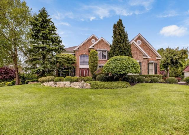 68 Country View Drive, Freehold, NJ 07728 (MLS #21717329) :: The Dekanski Home Selling Team