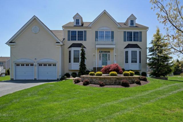 70 Wellesley Way, Freehold, NJ 07728 (MLS #21717335) :: The Dekanski Home Selling Team