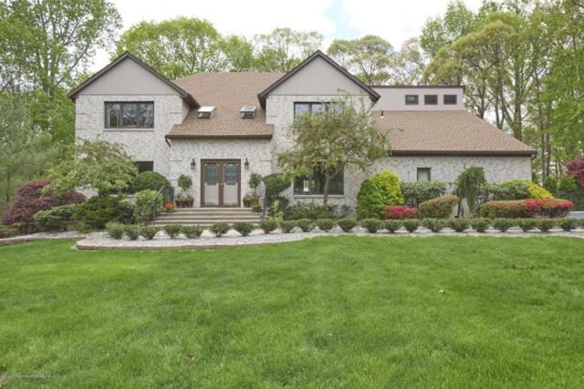 41 Verrazano Drive, Middletown, NJ 07748 (MLS #21717336) :: The Dekanski Home Selling Team