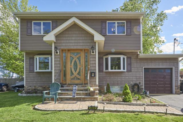 302 Middle Road, Hazlet, NJ 07730 (MLS #21717568) :: The Dekanski Home Selling Team
