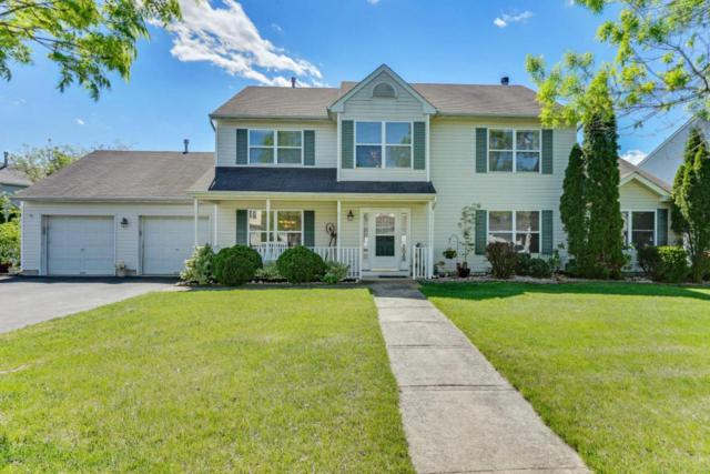 5 Gettysburg Drive, Howell, NJ 07731 (MLS #21717569) :: The Dekanski Home Selling Team