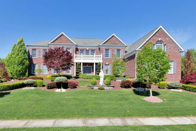 1 Paca Place, Marlboro, NJ 07746 (MLS #21717578) :: The Dekanski Home Selling Team