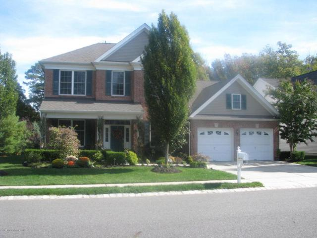 1 Exeter Drive, Freehold, NJ 07728 (MLS #21717613) :: The Dekanski Home Selling Team