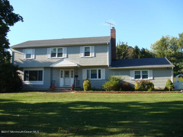 15 Double Creek Parkway, Freehold, NJ 07728 (MLS #21717622) :: The Dekanski Home Selling Team