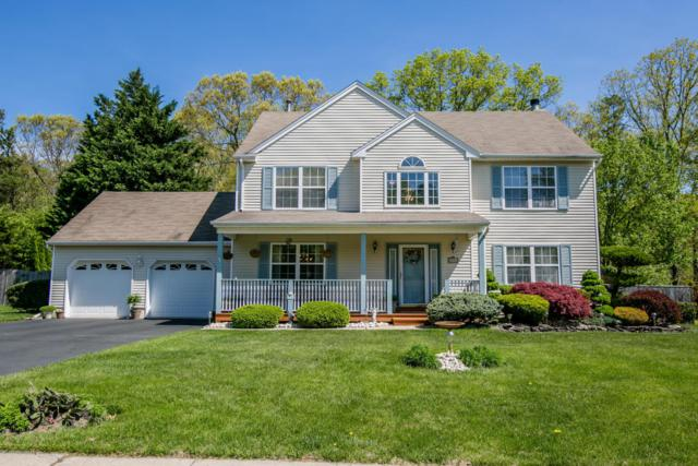 39 Teakwood Drive, Jackson, NJ 08527 (MLS #21717635) :: The Dekanski Home Selling Team