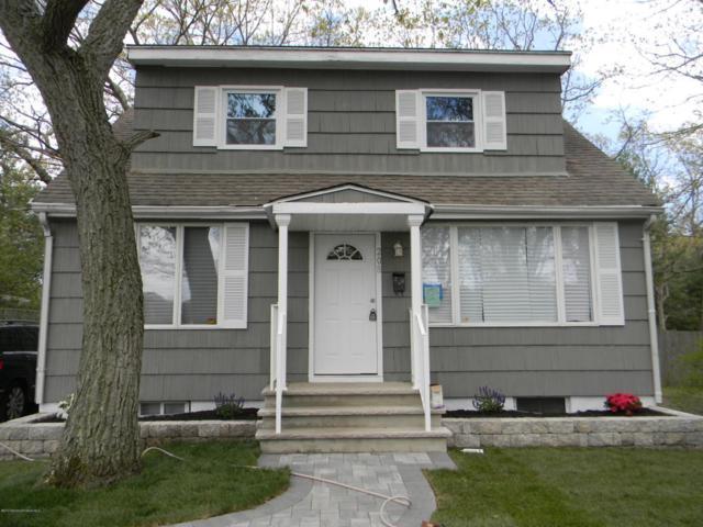 208 Midstreams Place, Brick, NJ 08724 (MLS #21717666) :: The Dekanski Home Selling Team