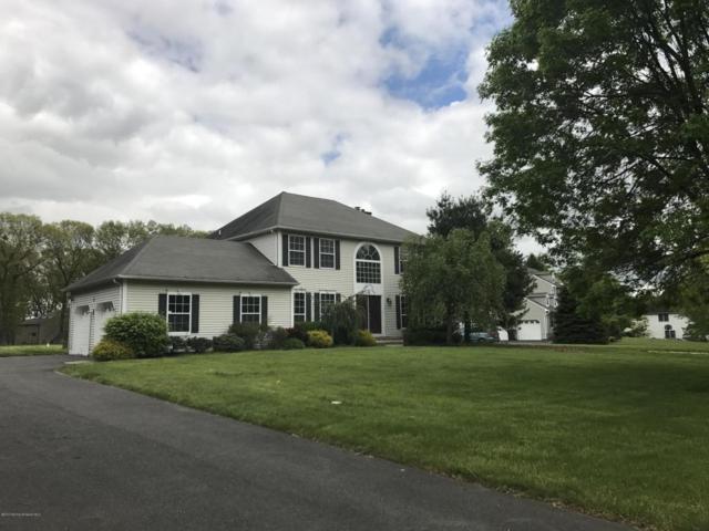 2 Sunrise Drive, Freehold, NJ 07728 (MLS #21717712) :: The Dekanski Home Selling Team