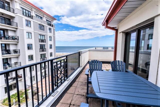 1501 Ocean Avenue #1402, Asbury Park, NJ 07712 (MLS #21717726) :: The Dekanski Home Selling Team