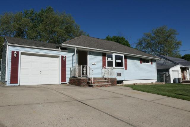 219 Crestview Drive, Middletown, NJ 07748 (MLS #21717850) :: The Dekanski Home Selling Team