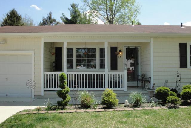 65 Brakenbury Drive, Toms River, NJ 08757 (MLS #21717909) :: The Dekanski Home Selling Team
