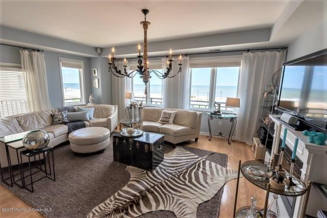 1501 Ocean Avenue #1302, Asbury Park, NJ 07712 (MLS #21717930) :: The Dekanski Home Selling Team