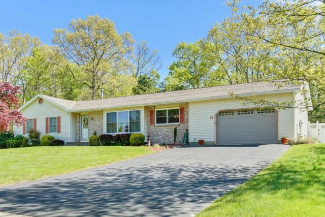 12 Mistletoe Court, Howell, NJ 07731 (MLS #21718118) :: The Dekanski Home Selling Team
