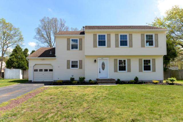 1920 Powder Horn Road, Toms River, NJ 08755 (MLS #21718191) :: The Dekanski Home Selling Team