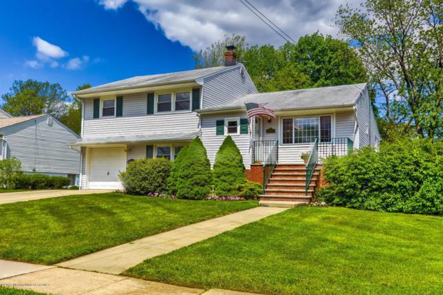 55 Richard Terrace, Red Bank, NJ 07701 (MLS #21718238) :: The Dekanski Home Selling Team