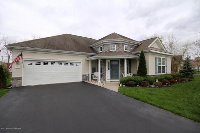71 Heritage Point Boulevard, Barnegat, NJ 08005 (MLS #21718253) :: The Dekanski Home Selling Team