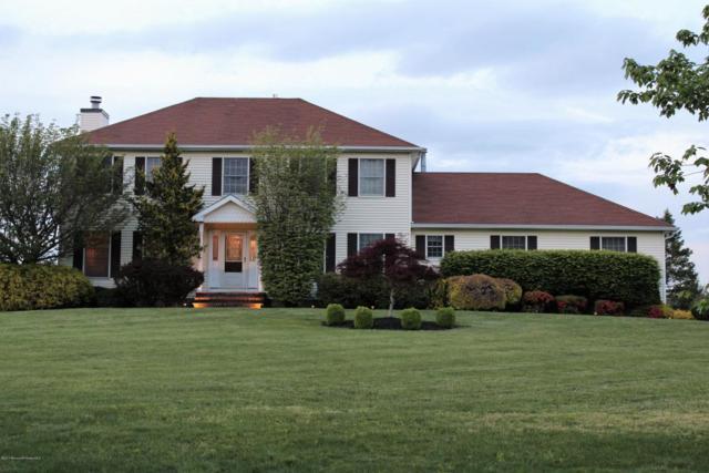 16 Clayton Drive, Millstone, NJ 08510 (MLS #21718266) :: The Dekanski Home Selling Team