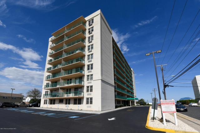 480 Ocean Avenue 1K, Long Branch, NJ 07740 (MLS #21718322) :: The Dekanski Home Selling Team