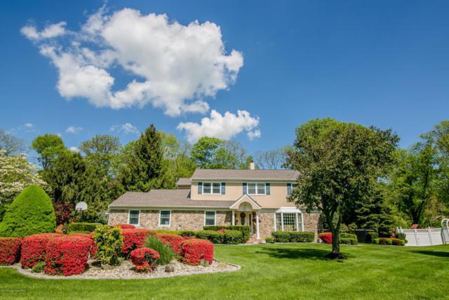 62 Ivy Hill Road, Middletown, NJ 07748 (MLS #21718405) :: The Dekanski Home Selling Team