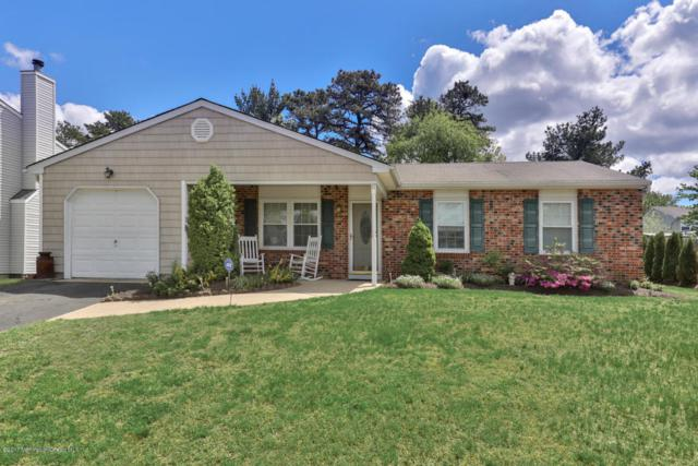 11 Wisteria Place, Howell, NJ 07731 (MLS #21718412) :: The Dekanski Home Selling Team