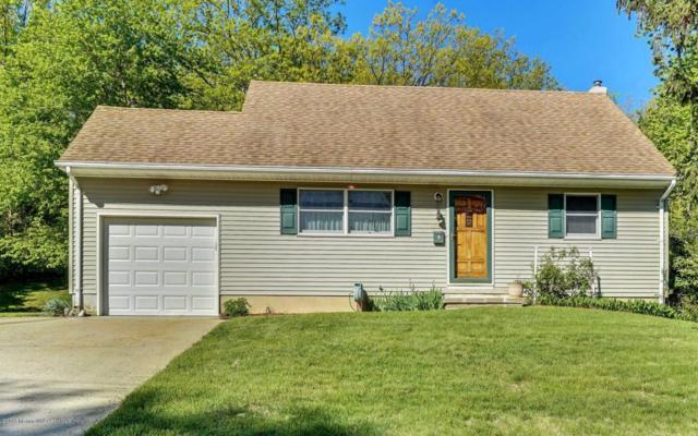 9 Stockton Way, Howell, NJ 07731 (MLS #21718413) :: The Dekanski Home Selling Team