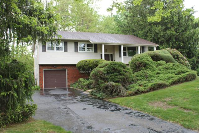 93 Old Queens Boulevard, Manalapan, NJ 07726 (MLS #21718431) :: The Dekanski Home Selling Team