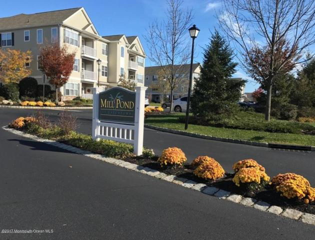 224 Millpond Way #224, Eatontown, NJ 07724 (MLS #21718454) :: The Dekanski Home Selling Team