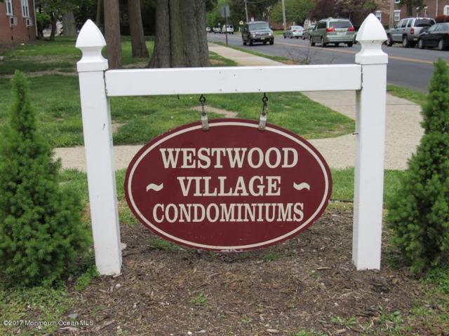 364 Westwood Avenue #68, Long Branch, NJ 07740 (MLS #21718502) :: The Dekanski Home Selling Team