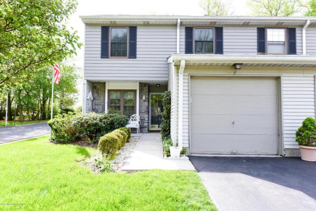 7 Hunters Run B021, Oceanport, NJ 07757 (MLS #21718510) :: The Dekanski Home Selling Team