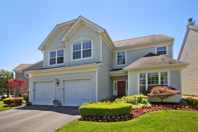 13 Baltusrol Drive, Manalapan, NJ 07726 (MLS #21718567) :: The Dekanski Home Selling Team