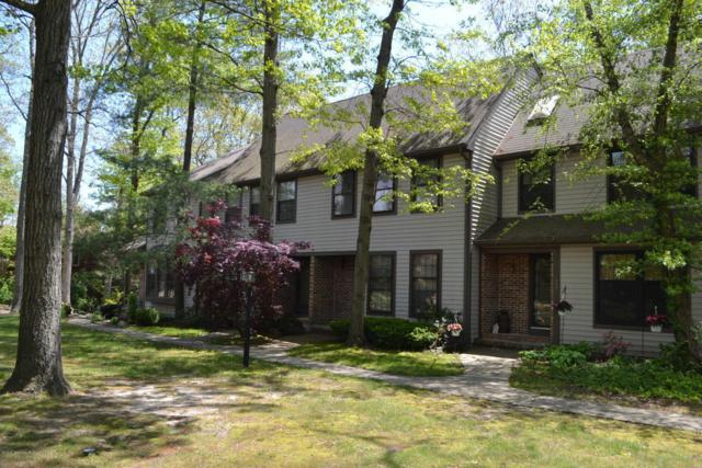 803 Bent Trail 32L, Toms River, NJ 08753 (MLS #21718614) :: The Dekanski Home Selling Team