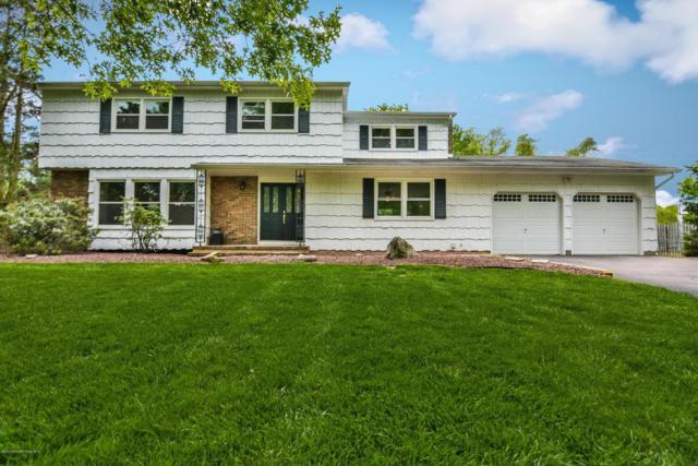 63 Sherwood Drive, Freehold, NJ 07728 (MLS #21718737) :: The Dekanski Home Selling Team