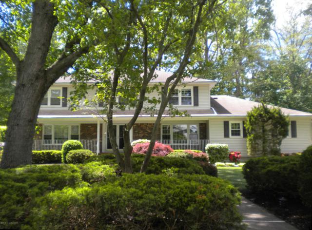 1 Crane Court, Manalapan, NJ 07726 (MLS #21718984) :: The Dekanski Home Selling Team