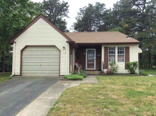 29 Penwood Drive 54B, Whiting, NJ 08759 (MLS #21719041) :: The Dekanski Home Selling Team