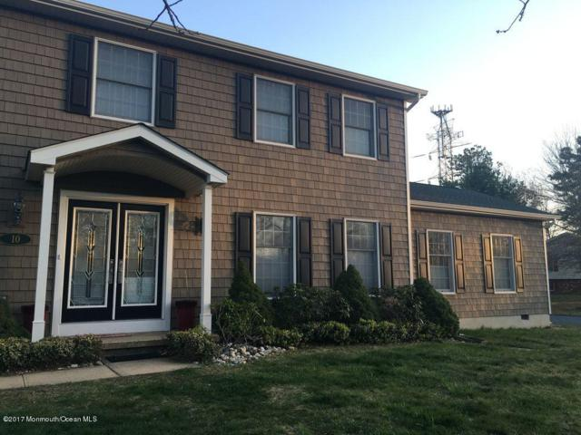 10 Harvest Court, Jackson, NJ 08527 (MLS #21719050) :: The Dekanski Home Selling Team