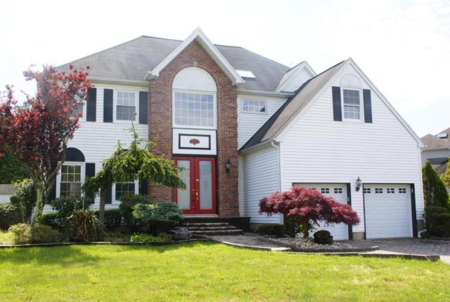 4 Johnny Drive, Farmingdale, NJ 07727 (MLS #21719069) :: The Dekanski Home Selling Team