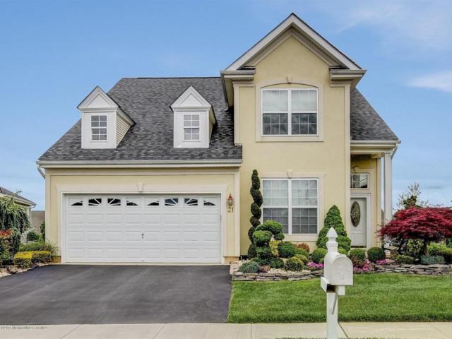 21 Criollo Road, Manalapan, NJ 07726 (MLS #21719116) :: The Dekanski Home Selling Team