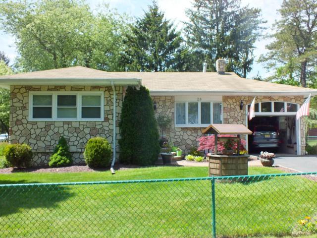 28 Ridgedale Road, Jackson, NJ 08527 (MLS #21719215) :: The Dekanski Home Selling Team