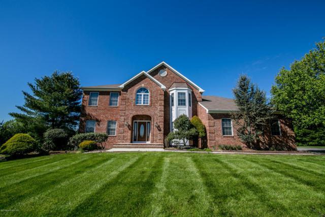 24 Leiden Road, Freehold, NJ 07728 (MLS #21719223) :: The Dekanski Home Selling Team