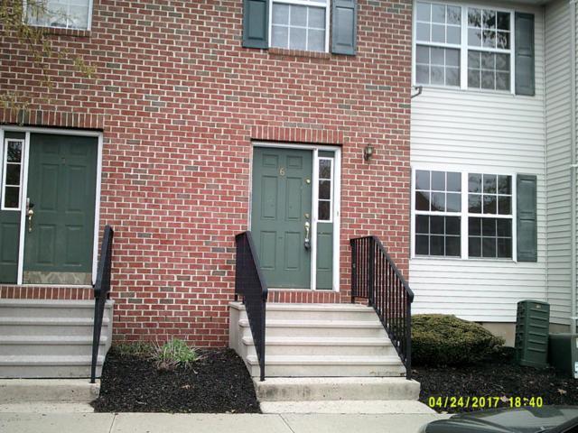 108 Drs James Parker Boulevard D6, Red Bank, NJ 07701 (MLS #21719249) :: The Dekanski Home Selling Team