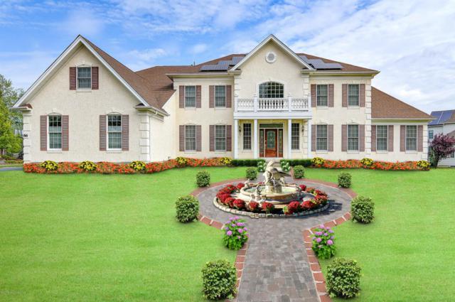 86 Tricentennial Drive, Freehold, NJ 07728 (MLS #21719250) :: The Dekanski Home Selling Team